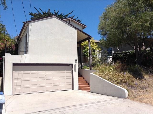 1958 Fixlini Street, San Luis Obispo, CA 93401 (#SP17220447) :: Pismo Beach Homes Team