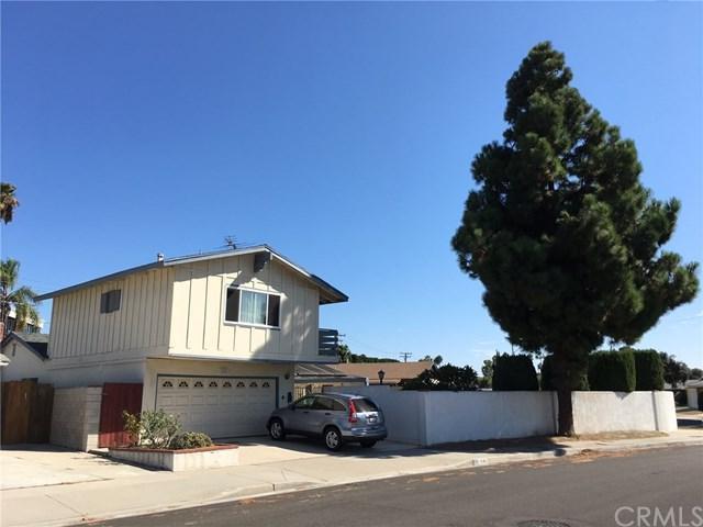 3142 Yellowstone Drive, Costa Mesa, CA 92626 (#CV17221185) :: Mainstreet Realtors®