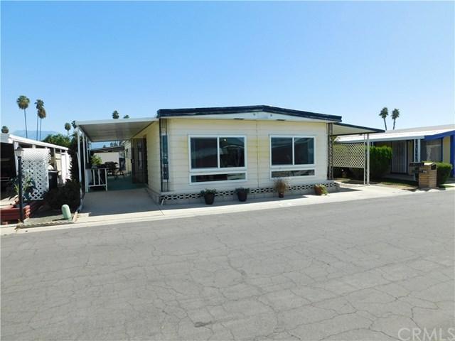 601 N Kirby Street #219, Hemet, CA 92545 (#SW17221237) :: Realty Vault