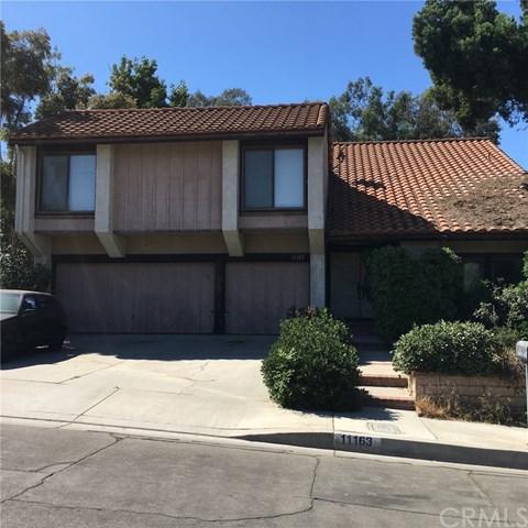 11163 Canyon Meadows Drive, Whittier, CA 90601 (#DW17221513) :: Mainstreet Realtors®