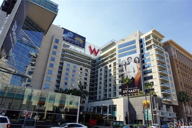 6250 Hollywood Boulevard 5H, Hollywood, CA 90028 (#317006617) :: Prime Partners Realty