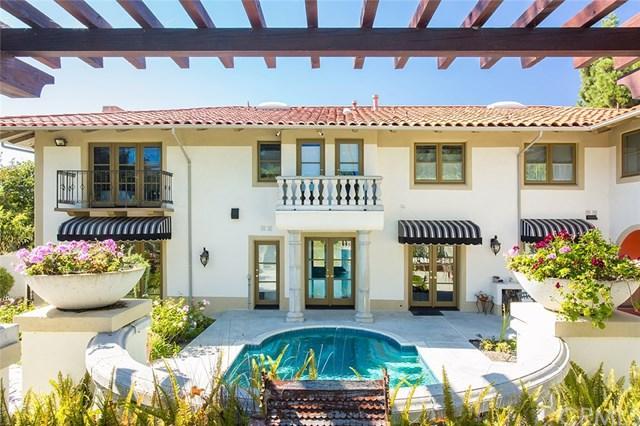 1416 Via Coronel, Palos Verdes Estates, CA 90274 (#SB17225355) :: RE/MAX Estate Properties