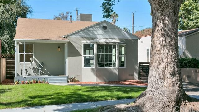 415 N Shelton Street, Burbank, CA 91506 (#BB17222572) :: Allison James Estates and Homes