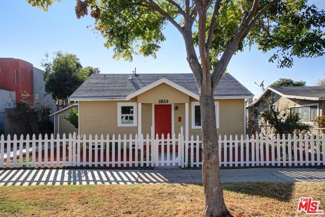 1824 S 17TH Street, Santa Monica, CA 90404 (#17275738) :: Erik Berry & Associates