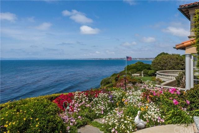 609 Paseo Del Mar, Palos Verdes Estates, CA 90274 (#PV17226961) :: RE/MAX Estate Properties
