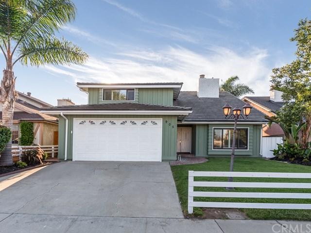 905 Hillcrest Street, El Segundo, CA 90245 (#SB17226648) :: Millman Team