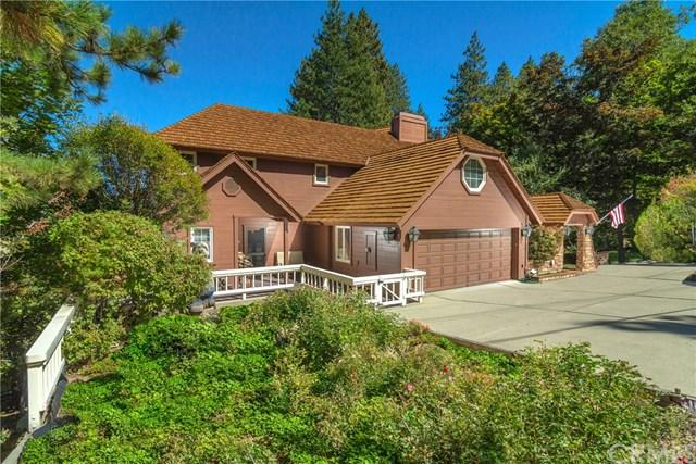 27720 Hamiltair Drive, Lake Arrowhead, CA 92352 (#EV17227356) :: Angelique Koster