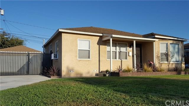 15412 S Saint Andrews Place, Gardena, CA 90249 (#SB17224493) :: Keller Williams Realty, LA Harbor