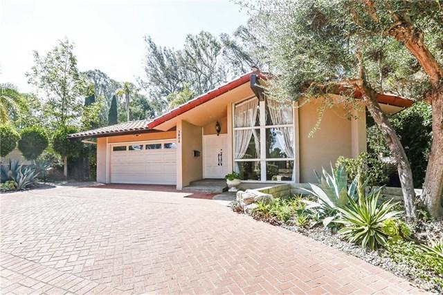 3808 Palos Verdes Drive N, Palos Verdes Estates, CA 90274 (#PV17230771) :: Millman Team