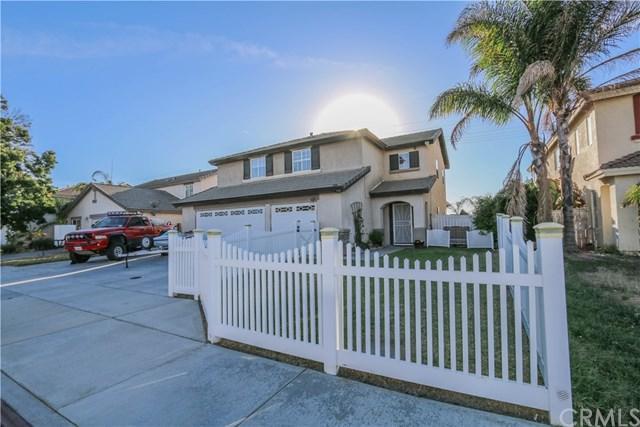 1369 Hummingbird Way, Hemet, CA 92545 (#TR17227306) :: RE/MAX Estate Properties