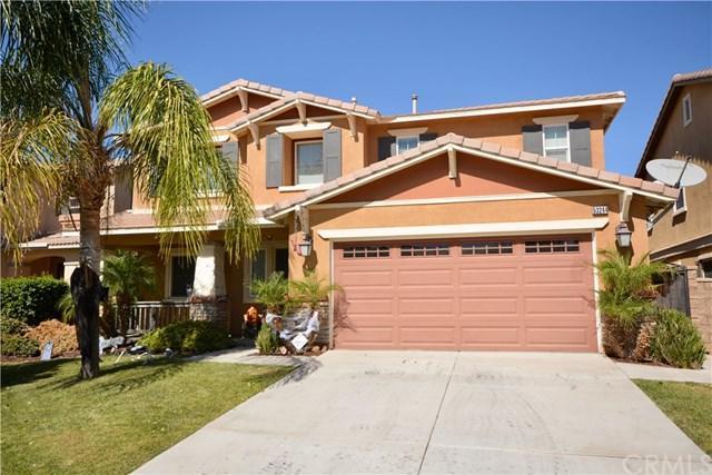 53244 Bonica Street, Lake Elsinore, CA 92532 (#SW17233491) :: Allison James Estates and Homes