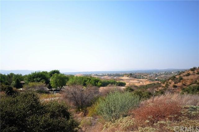 0 Swarthout Lane, Temecula, CA  (#SW17233476) :: Allison James Estates and Homes