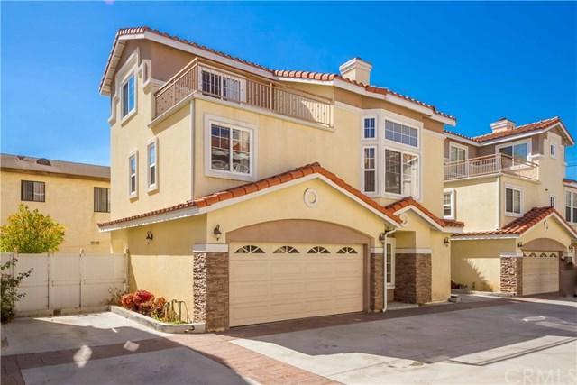 15916 Halldale Avenue B, Gardena, CA 90247 (#SB17233802) :: Keller Williams Realty, LA Harbor