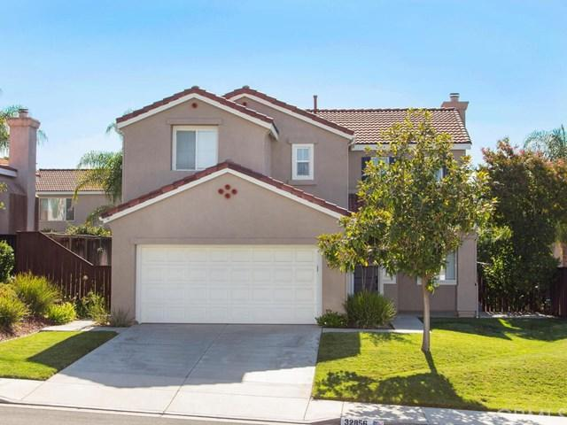 32856 Fermo Court, Temecula, CA 92592 (#SW17232694) :: The Val Ives Team
