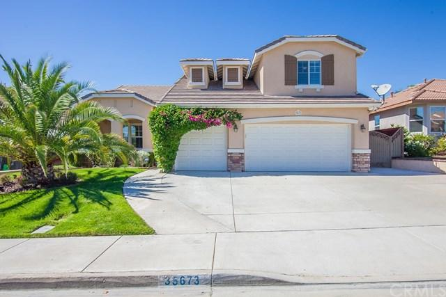 35673 Country Park Drive, Wildomar, CA 92595 (#SW17233300) :: The Val Ives Team