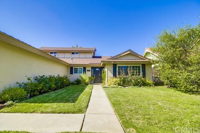 13531 Woodland Drive, Tustin, CA 92780 (#PW17232853) :: RE/MAX New Dimension