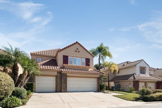 28 Glen Echo, Rancho Santa Margarita, CA 92679 (#OC17234347) :: Berkshire Hathaway Home Services California Properties