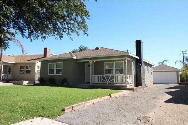 8237 Tapia Via Drive, Rancho Cucamonga, CA 91730 (#CV17234582) :: Angelique Koster