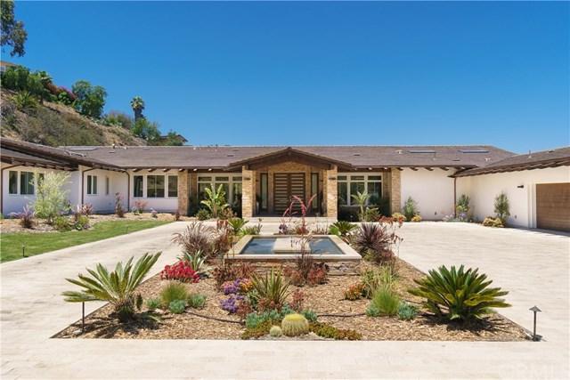 3 Appaloosa Lane, Rolling Hills, CA 90274 (#SB17234605) :: Millman Team