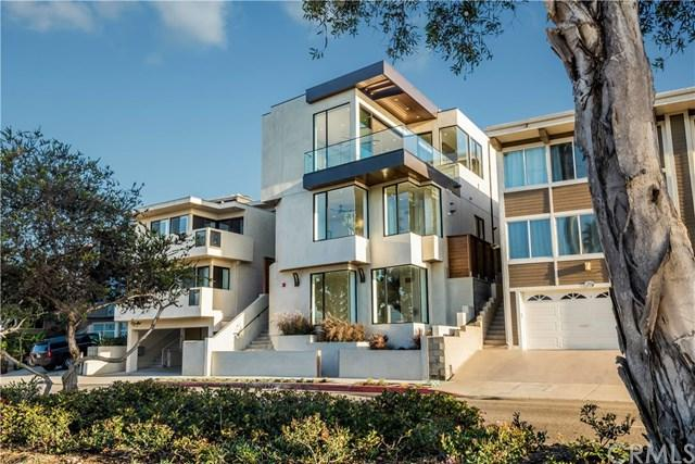 465 36th Place, Manhattan Beach, CA 90266 (#SB17233614) :: RE/MAX Estate Properties