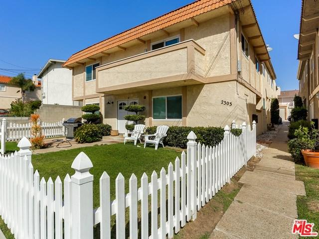 2303 Rockefeller Lane D, Redondo Beach, CA 90278 (#17279366) :: RE/MAX Estate Properties