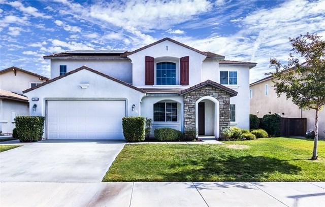 23664 Sycamore Creek Avenue, Murrieta, CA 92562 (#SW17235284) :: California Realty Experts