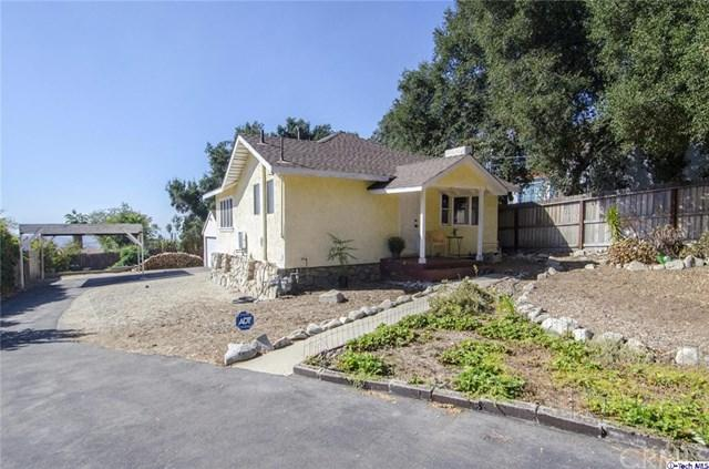 10213 Fairgrove Avenue, Tujunga, CA 91042 (#317006878) :: The Brad Korb Real Estate Group