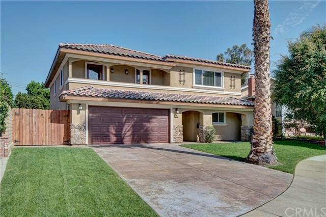 109 N Deseret Circle, Anaheim Hills, CA 92807 (#OC17235504) :: The Darryl and JJ Jones Team