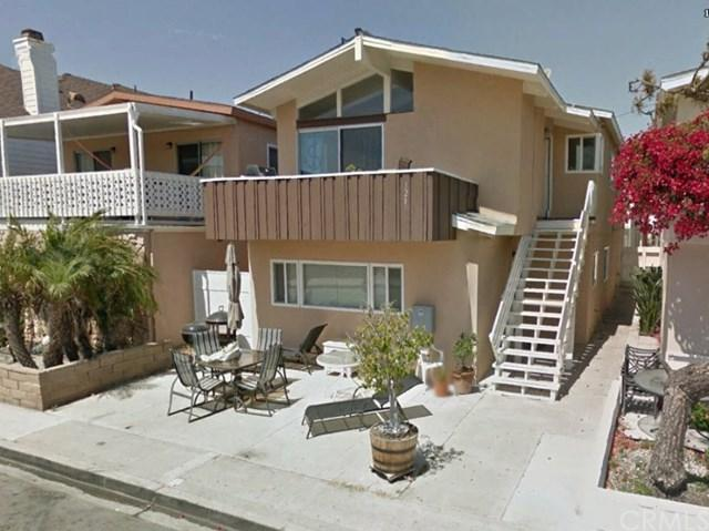 121 45th Street, Newport Beach, CA 92663 (#NP17235714) :: RE/MAX New Dimension