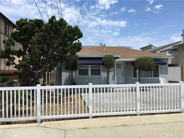 2607 Rockefeller Lane, Redondo Beach, CA 90278 (#SB17235771) :: RE/MAX Estate Properties