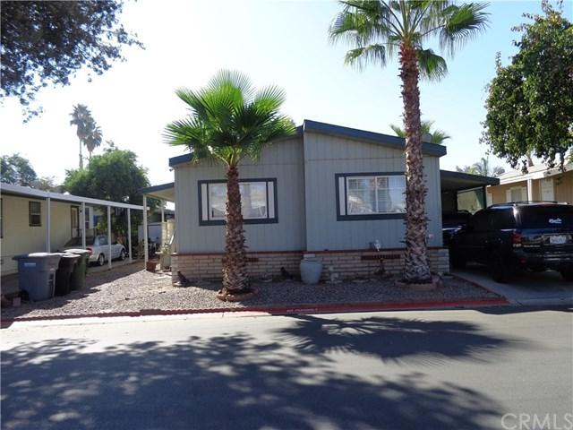 350 E San Jacinto Avenue #153, Perris, CA 92571 (#EV17235403) :: RE/MAX Estate Properties