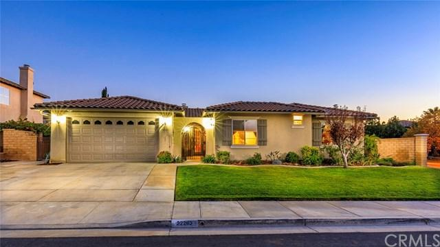 32263 Mountain Blue Court, Winchester, CA 92596 (#SW17236047) :: RE/MAX Estate Properties