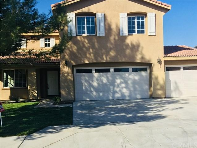 1497 Burns Lane, San Jacinto, CA 92583 (#SW17236128) :: RE/MAX Estate Properties