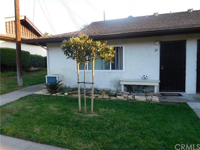 1800 E Heim Avenue #20, Orange, CA 92865 (#PW17236328) :: RE/MAX New Dimension