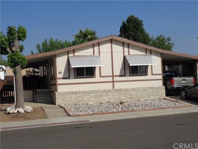 1721 E Colton Avenue #99, Redlands, CA 92374 (#EV17236461) :: RE/MAX Estate Properties