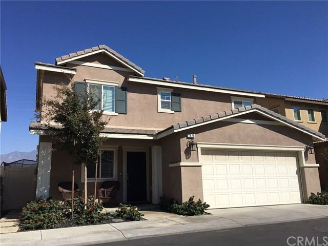 1420 Chinaberry Lane, Beaumont, CA 92223 (#SW17236497) :: RE/MAX Estate Properties