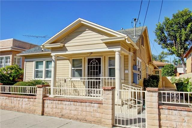 752 W 20Th Street, San Pedro, CA 90731 (#SB17235991) :: Keller Williams Realty, LA Harbor