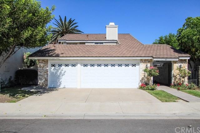 83 Nighthawk, Irvine, CA 92604 (#OC17236827) :: RE/MAX New Dimension
