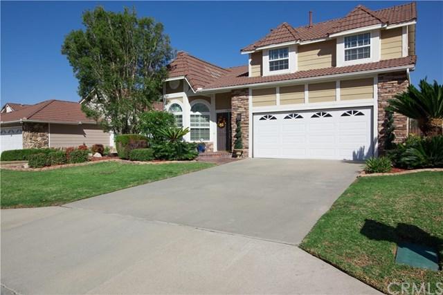7967 E Altair Lane, Anaheim Hills, CA 92808 (#PW17236928) :: The Darryl and JJ Jones Team