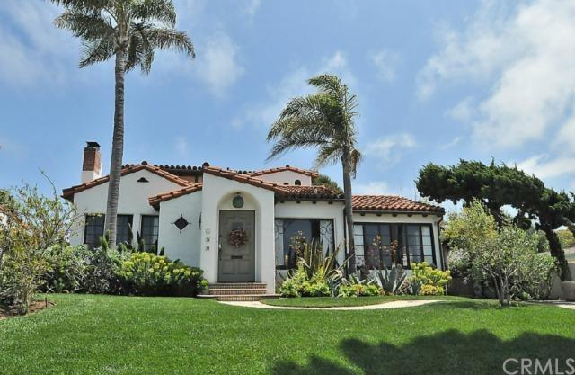 156 Camino De Las Colinas, Redondo Beach, CA 90277 (#SB17144056) :: Keller Williams Realty, LA Harbor
