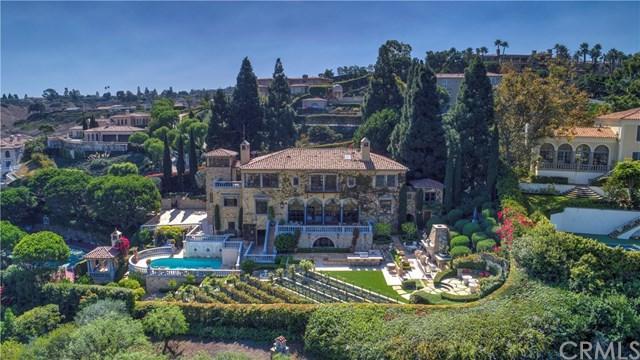 705 Via La Cuesta, Palos Verdes Estates, CA 90274 (#PV17236826) :: RE/MAX Estate Properties