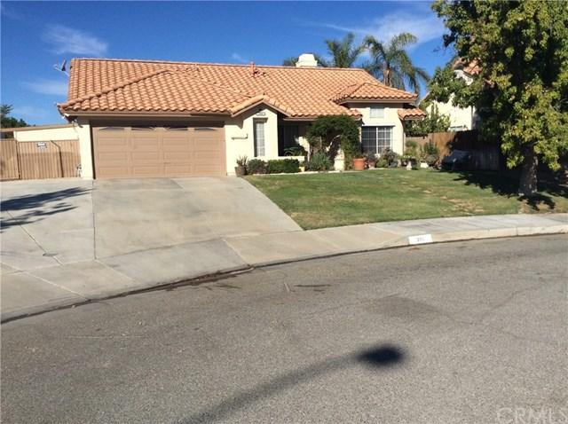 390 Noga Avenue, San Jacinto, CA 92582 (#SW17237013) :: RE/MAX Estate Properties