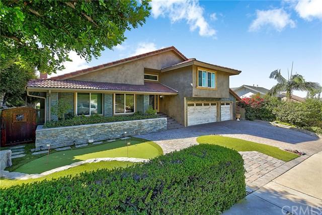 3732 E Longridge Drive, Orange, CA 92867 (#OC17231716) :: RE/MAX New Dimension