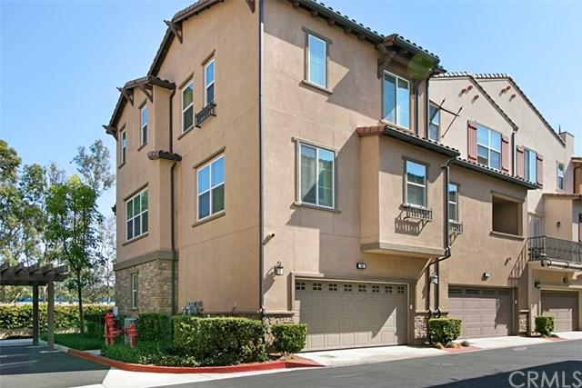 39 Aliso Ridge Loop #95, Mission Viejo, CA 92691 (#OC17237030) :: DiGonzini Real Estate Group