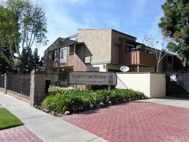 1001 W Stevens Avenue #206, Santa Ana, CA 92707 (#PW17237339) :: RE/MAX New Dimension