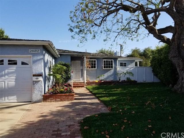 2502 Highcliff Drive, Torrance, CA 90505 (#PV17237489) :: RE/MAX Estate Properties