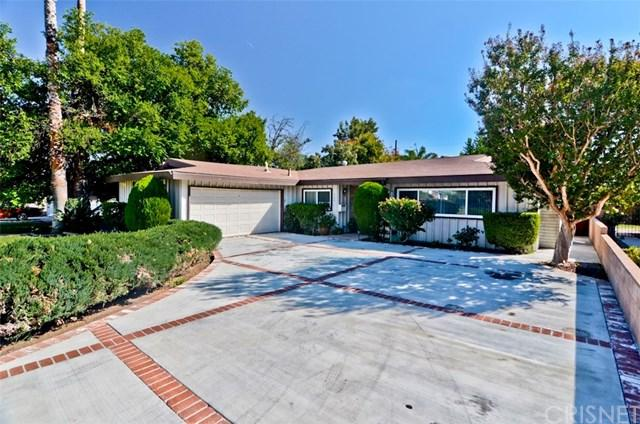 16726 Donmetz Street, Granada Hills, CA 91344 (#SR17237630) :: Fred Sed Realty