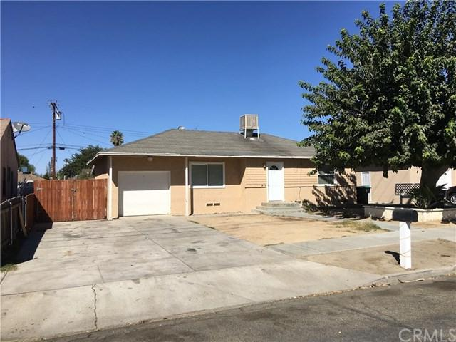 402 W Mayberry Avenue, Hemet, CA 92543 (#SW17233818) :: Keller Williams Realty, LA Harbor