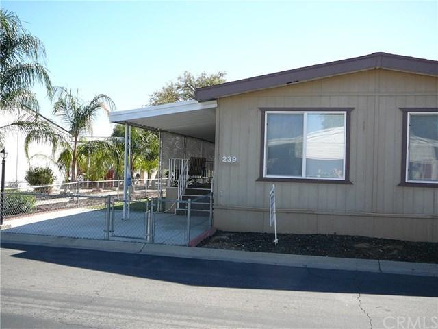 27701 Murrieta Road #239, Menifee, CA 92586 (#IV17237766) :: Dan Marconi's Real Estate Group