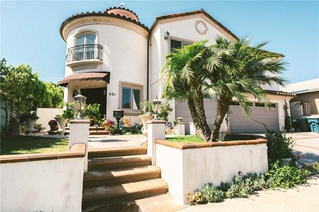 621 Southshore Drive, Seal Beach, CA 90740 (#PW17237533) :: The Darryl and JJ Jones Team